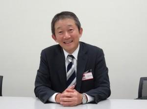 吉田社長は海外勤務経験でインサイドセールスの有用性を見出したという